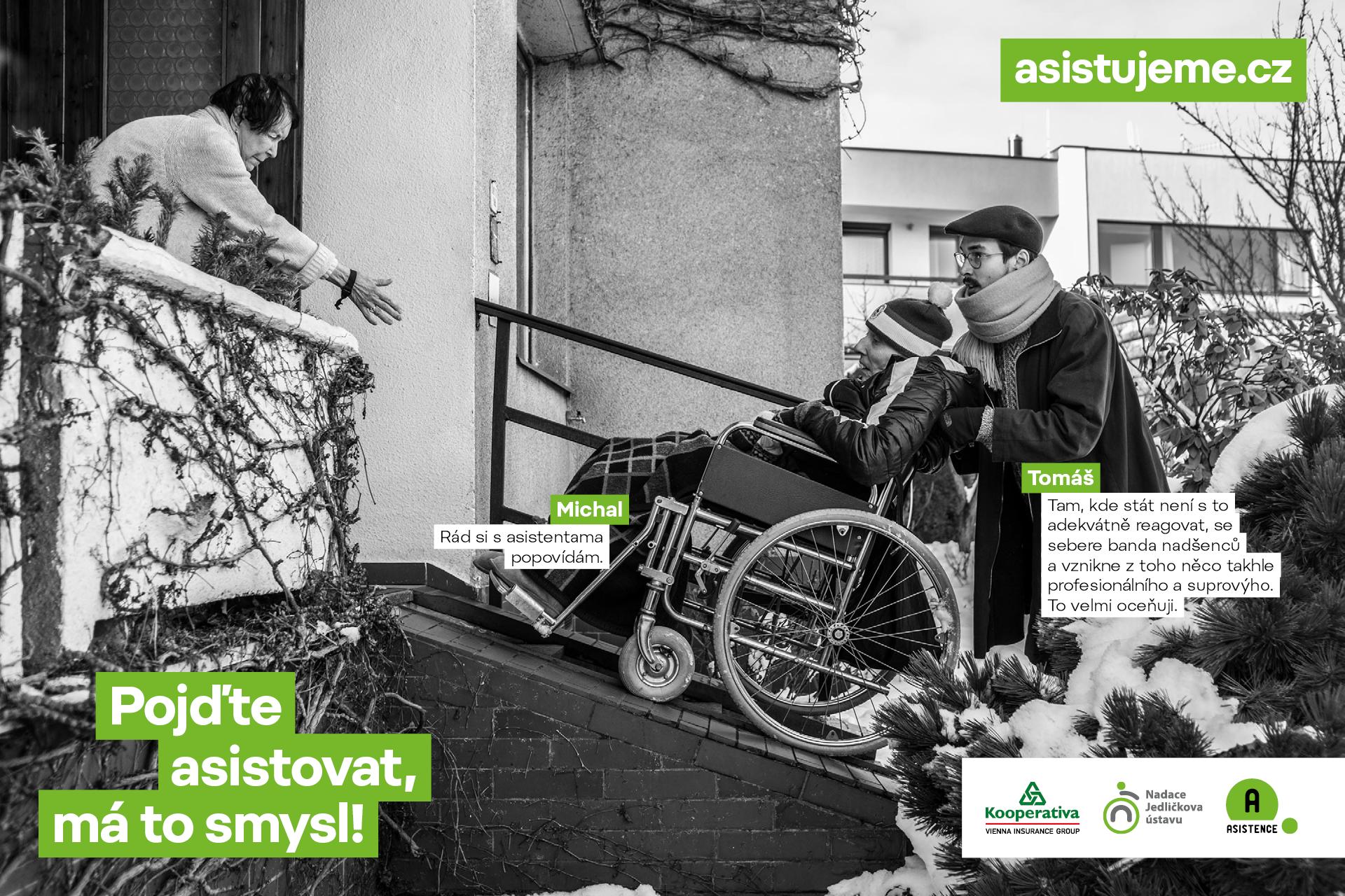 Kampaň Asistujeme.cz