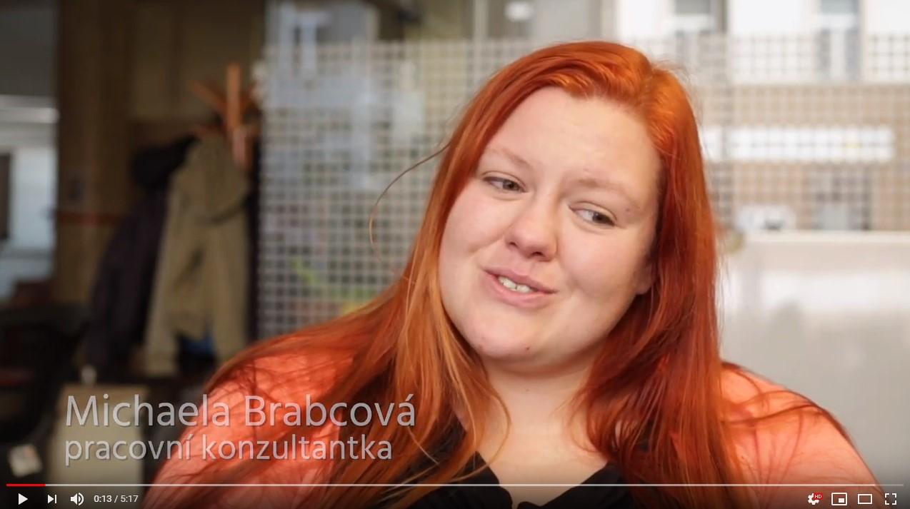 Nové video: S Míšou Brabcovou na dobré cestě do práce